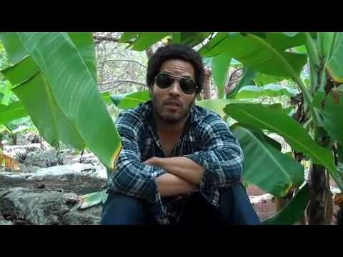 """Lenny Kravitz discusses the song """"Another Day"""" with Michael Jackson"""