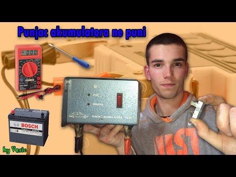 Kako popraviti punjac za akumulator
