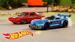 HW Muscle Mania in Earth Movers | Hot Wheels