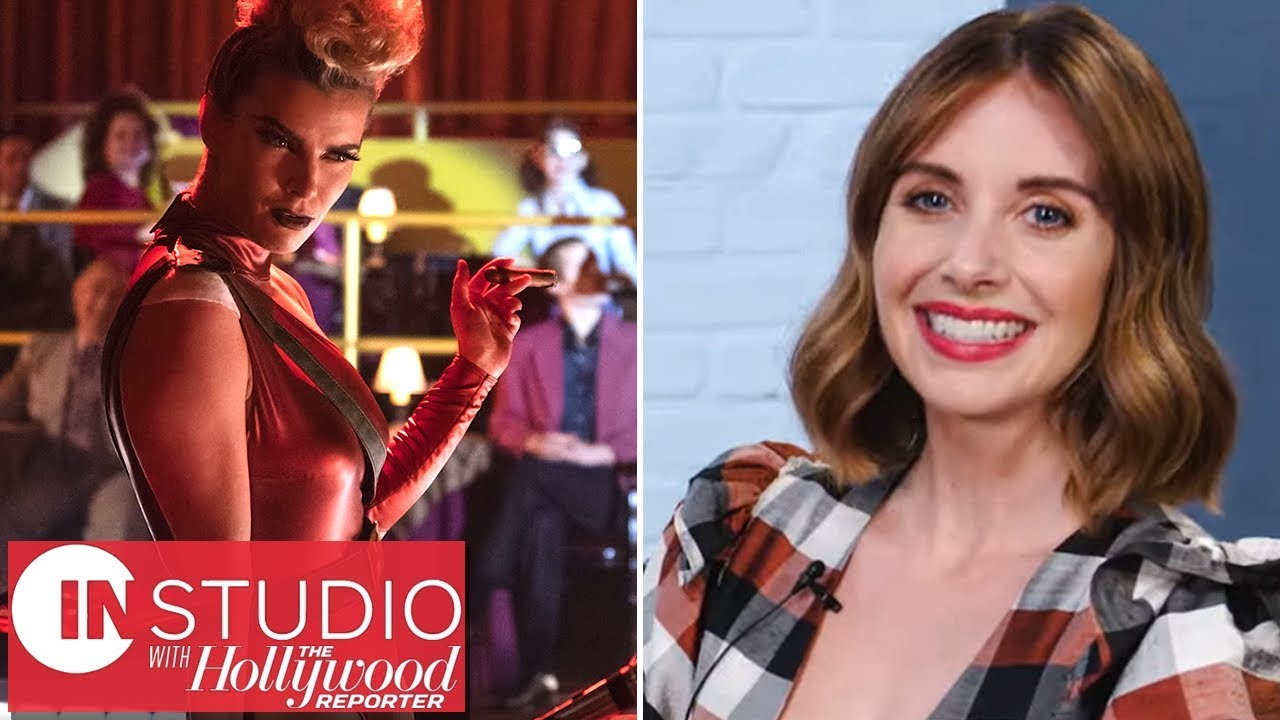 'GLOW' Star Alison Brie on Season 3's Paradigm Shift & Role Switching with Betty Gilpin | In Studio