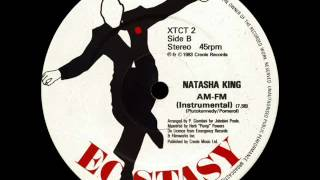 Natasha King -  AM FM ( Instrumental)