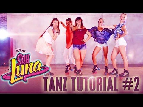 ALAS Rollerskate Tutorial #2 - Tanze auf den Rolleskates wie LUNA - im DISNEY CHANNEL