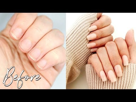 HOW TO: EASY PRESS ON NAILS AT HOME!