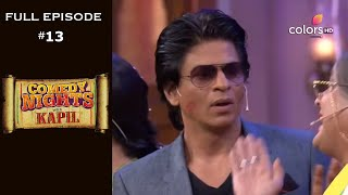 Comedy Nights with Kapil  Full Episode 13  Shahrukh Khan  Rohit Shetty