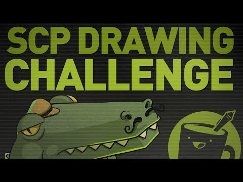 Artists Draw SCPs (That They've Never Seen)