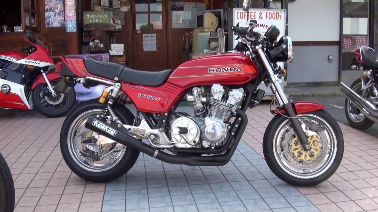 1986 HONDA CB750FB KERKER カー...