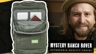 MYSTERY RANCH ROVER TRAVEL BACKPACK