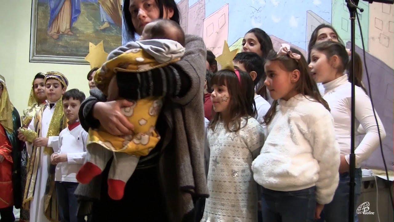 Natale Ti Mette Le Ali.Camerota Sa Natale Ti Mette Le Ali Paoline Associazione Sos Sorriso