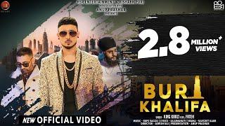 Burj Khalifa (Full Song) King Kaazi Ft. Fateh | Latest Punjabi Songs 2019 | New Punjabi Songs 2019