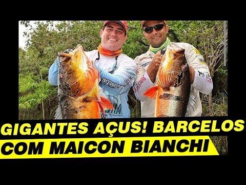 Programa Pura Pesca, Barcelos, Barco Tucuna.