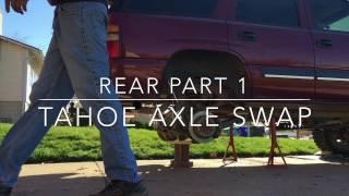 Video Tahoe Axle Swap Part 1 - Murderface download MP3, 3GP, MP4, WEBM, AVI, FLV April 2018