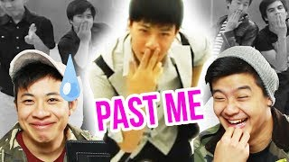 Leo Reacts To My Old K-Pop Medley Video From College