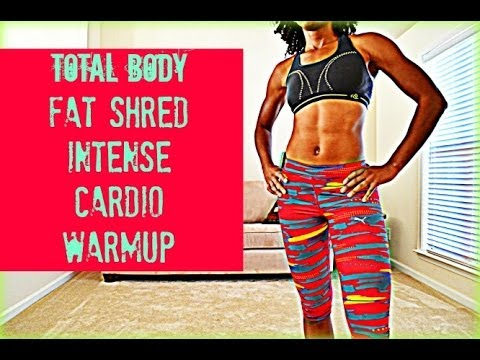 Fat Shred Intense Cardio Warm Up l HangTight with MarC