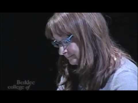 Suzanne Davis-Dave McKenna Tribute-Berklee Piano D...
