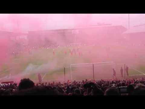 Fulham - Liverpool (12/05/2013)