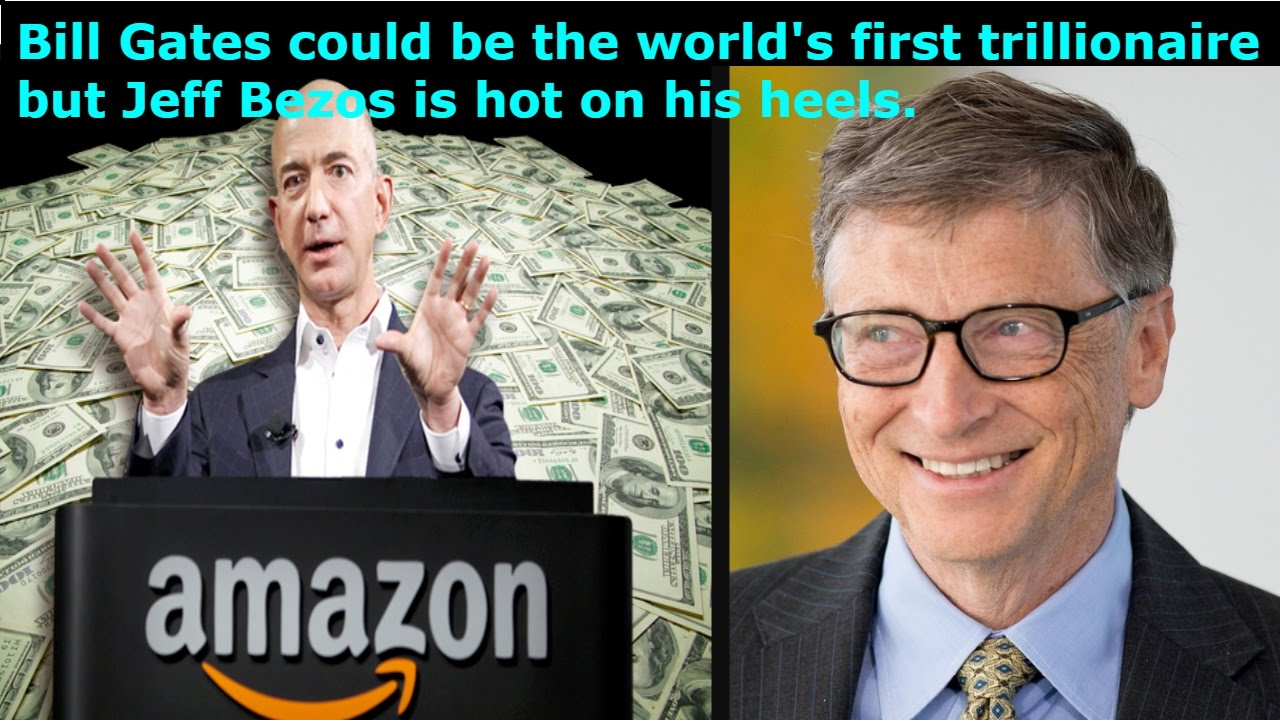 maxresdefault bill gates could be the world's first trillionaire, but jeff bezos