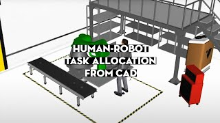 Human-robot task allocation fr…