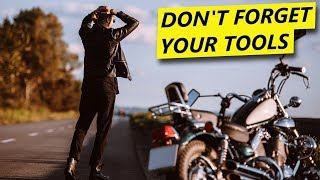 How to do Long Distance on a Motorcycle