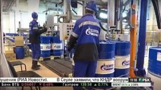 Производство моторных масел.  Сделано в России РБК