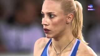 Nikolia Kiriakopoulou Pole vault women European Athletics Helsinki 2012