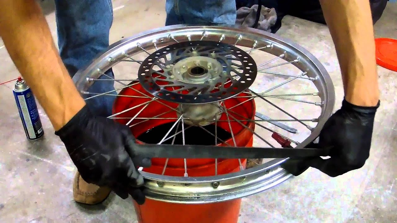 dirt bike tire machine