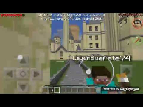 how to download hogwarts minecraft pocket edition