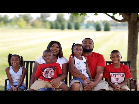 Our New Intro + Vlog!!! | Black Family Vlogs