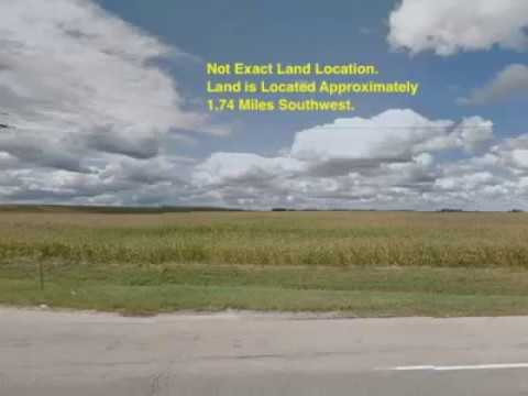 Land at Illinois River. Farming land in Agricultural Area- Illinois River