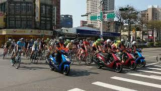 2018國際自行車環台公路大賽桃園站 streaming