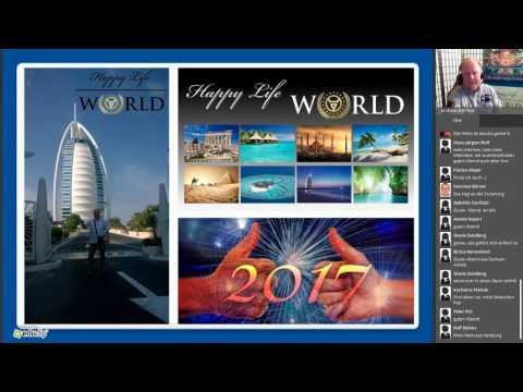 Happy Life World Top Live Webinar