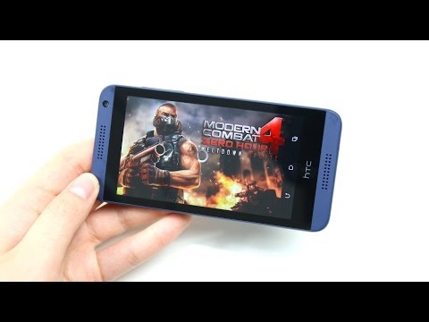 HTC Desire 610: Gaming & Spiele | SwagTab