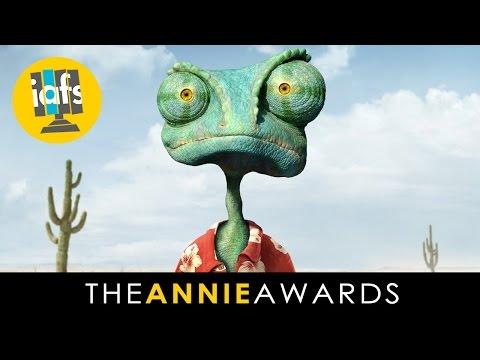 Annie Awards 2012 - Awards Ceremony