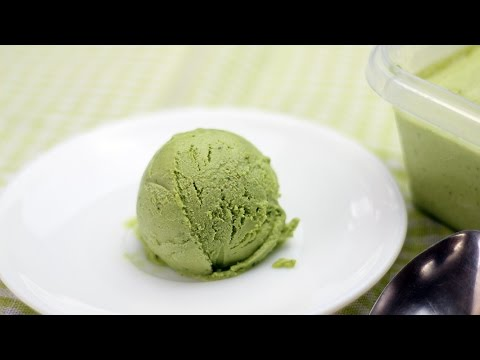 Generate Matcha Ice Cream - No Machine One-Step - Recipe By ZaTaYaYummy Snapshots
