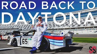 Road Back to Daytona -- The Movie
