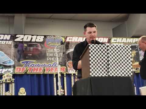 Salina Speedway Awards Banquet