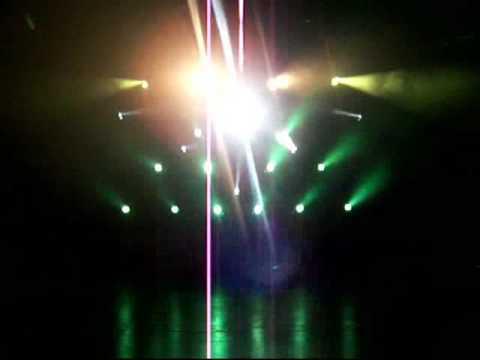 Light Show - Live & Let Die