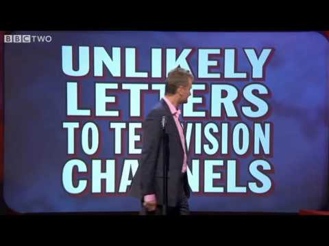 UNLIKELY LETTERS TO TV CHANNELS - Mock The Week Series 9 Episode 3 Preview - BBC Two