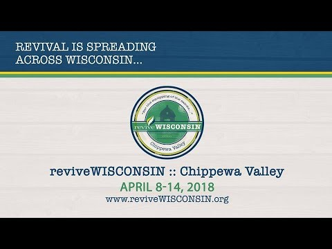 Revivewisconsin Chippewa Valley Invite Youtube