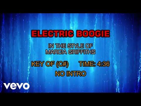 Marcia Griffiths - Electric Boogie (Karaoke)