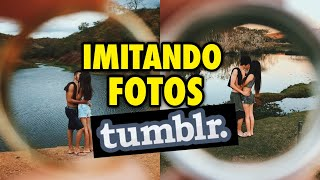 IMITANDO FOTOS TUMBLR DE CASAL! (Ft. Gregory Kessey)