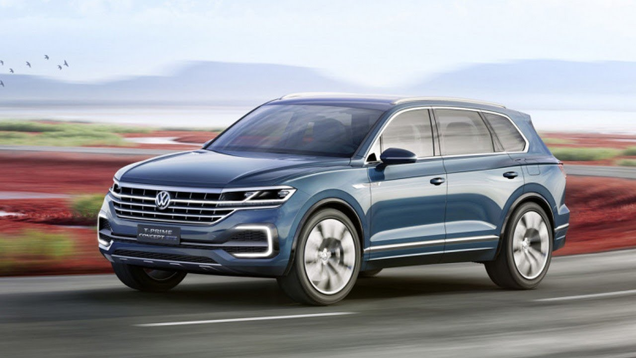 2018 Volkswagen Touareg Price And Release Date