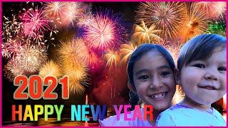 New Year Fireworks 2021! [호주 골…