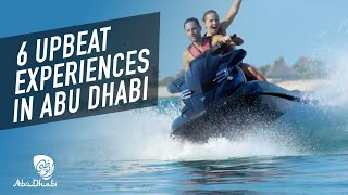 Best places to visit in Abu Dhabi while on business|Tripoto