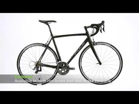Fuji Roubaix Road Bike Product Video By Performance Bicycle