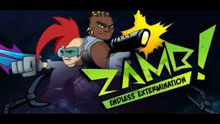 zAMB! Endless Extermination  обзор игры
