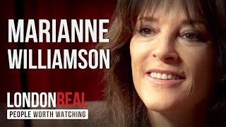 Marianne Williamson - Our Deepest Fear - PART 1/2 | London Real