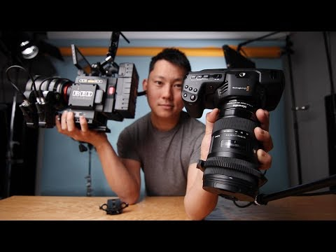 Is the Black Magic Pocket Cinema Camera 4k any good?? | BMPCC4k