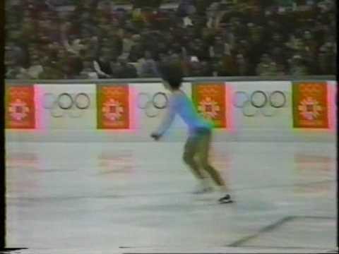 Tiffany Chin (USA) - 1984 Sarajevo, Ladies' Long Program