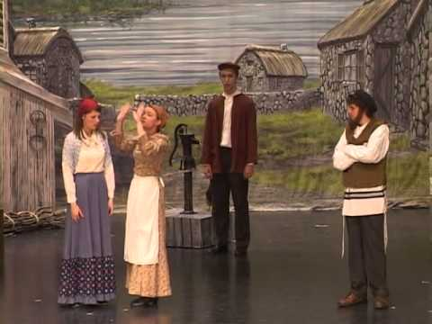 "FIDDLER ON THE ROOF, ""FULL"" High School Stage Production"
