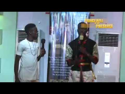 Download COMEDIAN DESKTOP AND CHINCO AT PRINCEWILL PRESENT SHOW